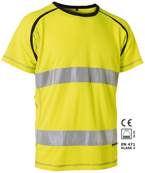 tshirt_funktion_high_vis_pro_varsel_klass_2