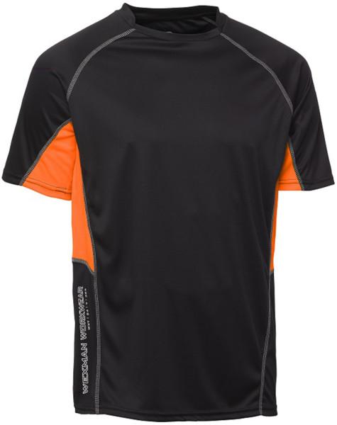 tshirt_cooldry_svart_orange
